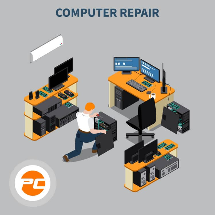 computer repair greenville sc